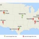谷歌1Gbps宽带进军美国34座城市