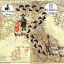 GPS系统追踪你的祖籍