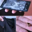 手机还能救命!这6款手机成功挡下子弹