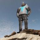 NASA公布火星太空服
