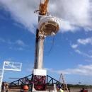 美国新型火星航空器即将试射:大飞碟