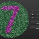 色盲在线测试系统:可检测色觉能力与色盲类型